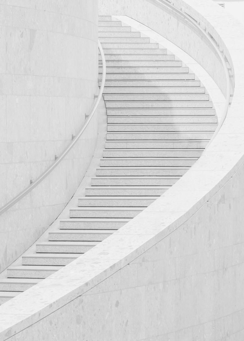 rampa scale marmo