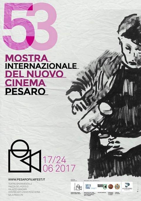 locandina Pesaro film festival