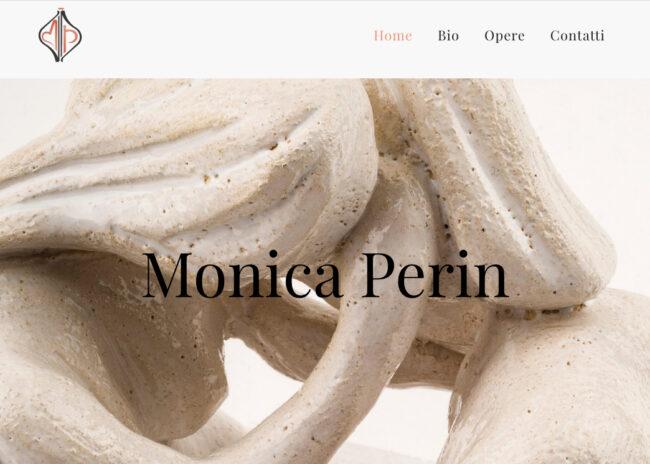 pagina iniziale sito web agenzia padova